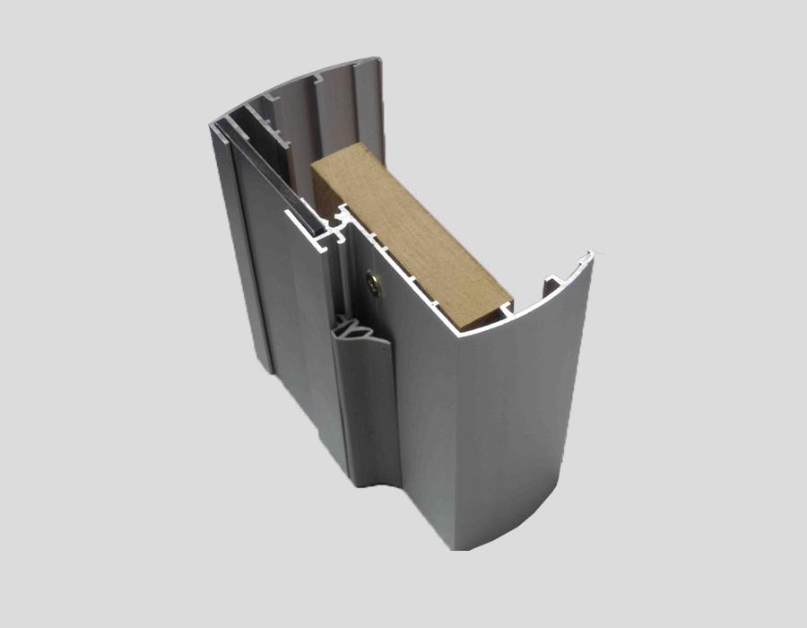 Коробка для стеклянной двери своими руками 27
